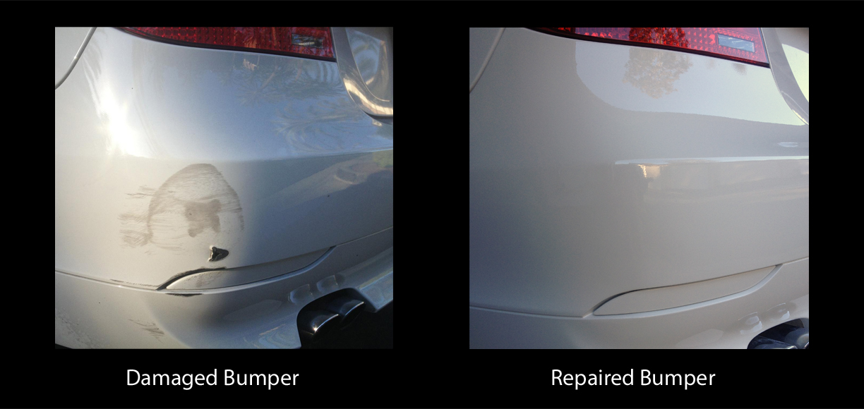 Mobile Car Scratch Repairs  Mobile Bumper Repairs
