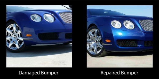 Blue BentleyCamaro before and after copy