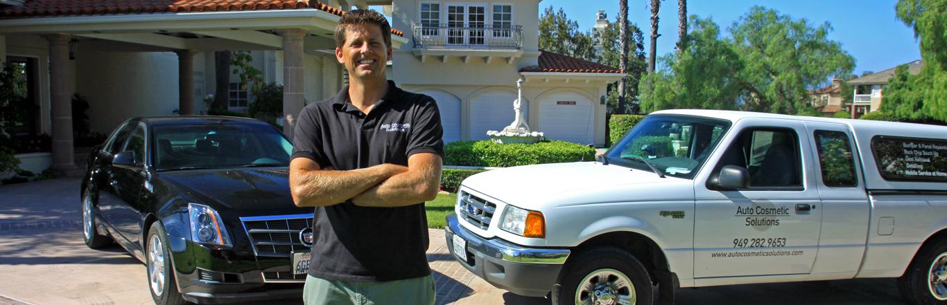 Owner Darren Burt